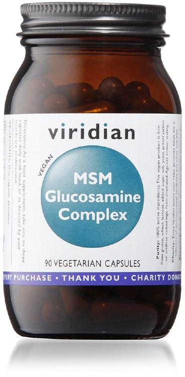 Glucosamine with MSM
