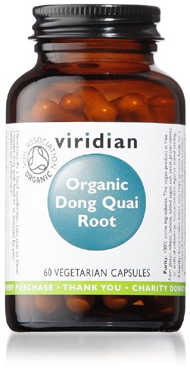 Org Dong Quai Root 400mg