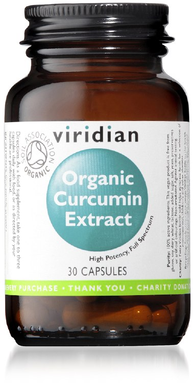 Organic Curcumin Extract