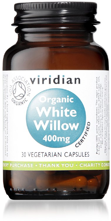 Org White Willow 400mg