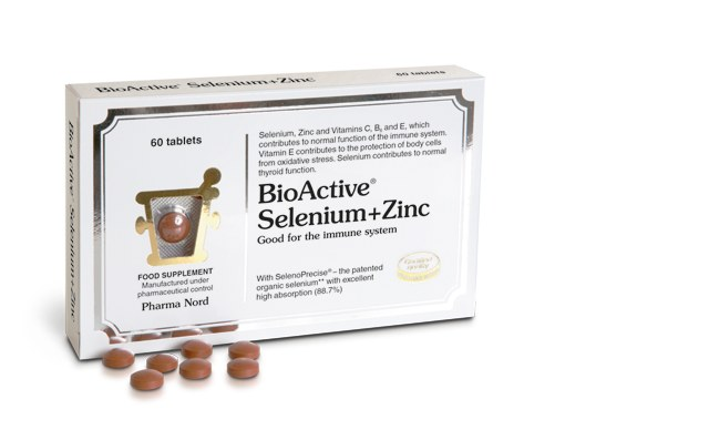 Selenium & Zinc Tablets