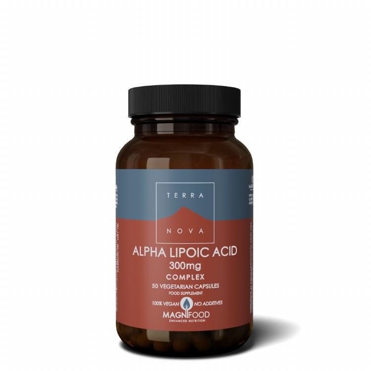 Alpha Lipoic Acid 300mg Comple
