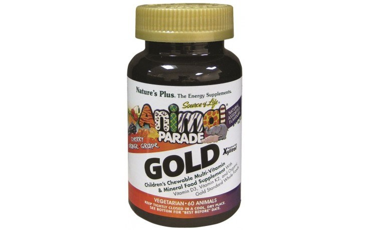 AP GOLD ASSORTED CHEWABLE 60