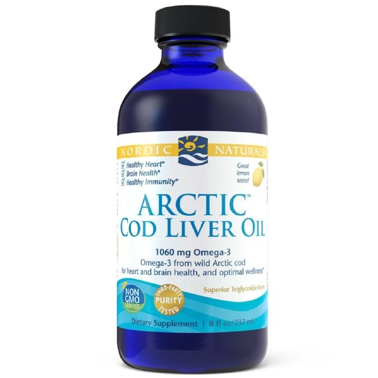 Arctic D Cod Liver Oil ml