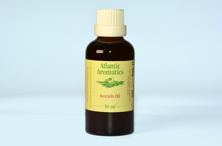 AVOCADO OIL (ORG) 50ML
