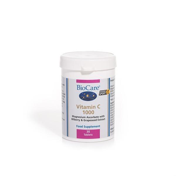 BC Vitamin C 1000 (30tbs)