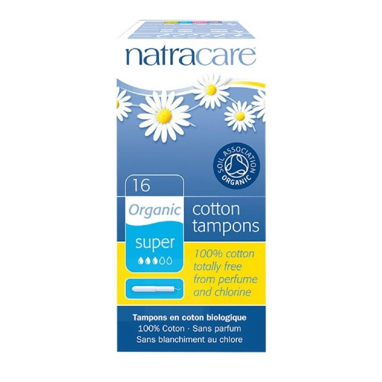 COTTON APPLICATOR TAMPONS SUPE