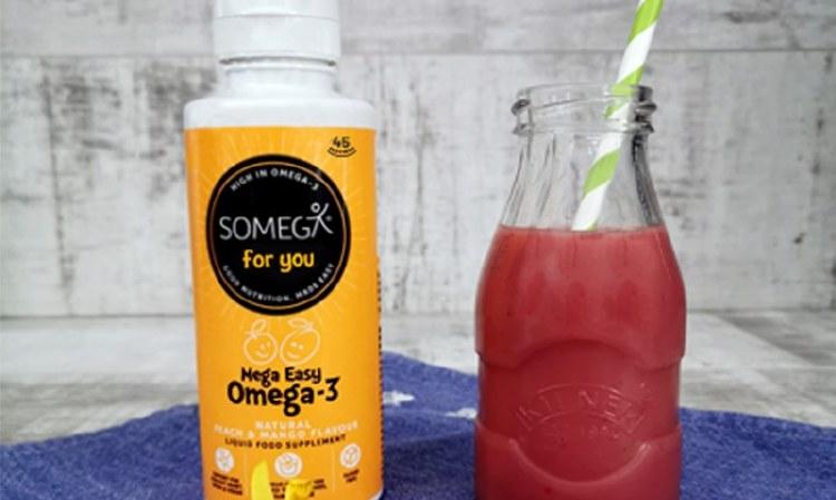 Easy Omega 3 + Vitamin D3