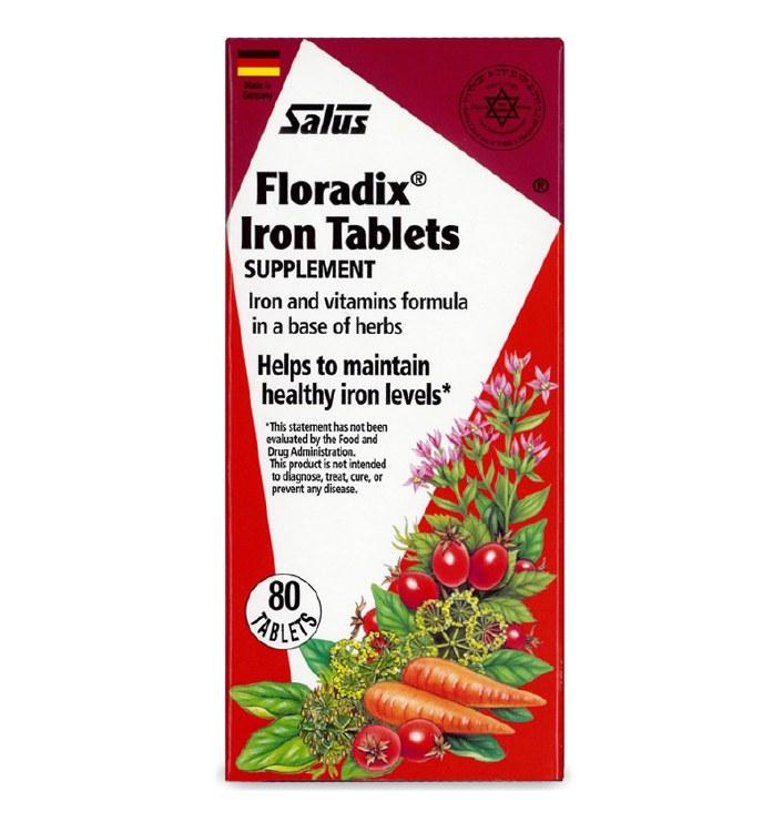 Floradix Tablets
