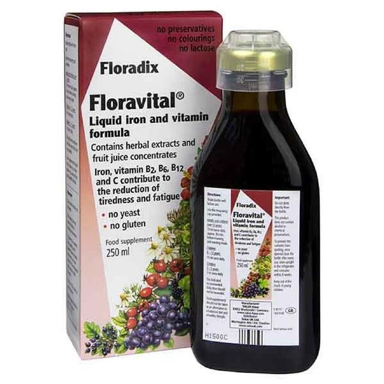 FLORAVITAL (YEAST FREE) 250ML