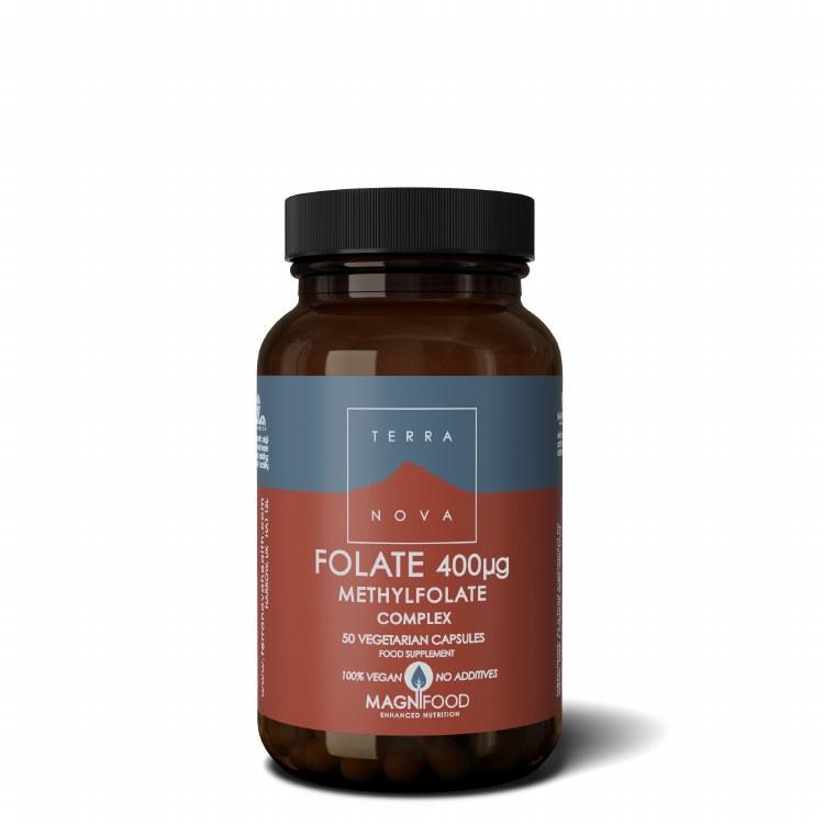 Folate (Methylfolate) 400ug Co