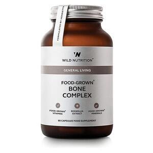 FOOD-GROWN BONE COMPLEX 60CAPS