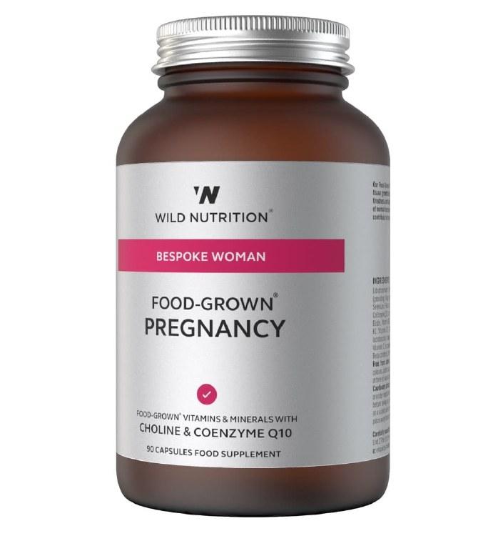 FOOD-GROWN PREGNANCY WOMEN 60C