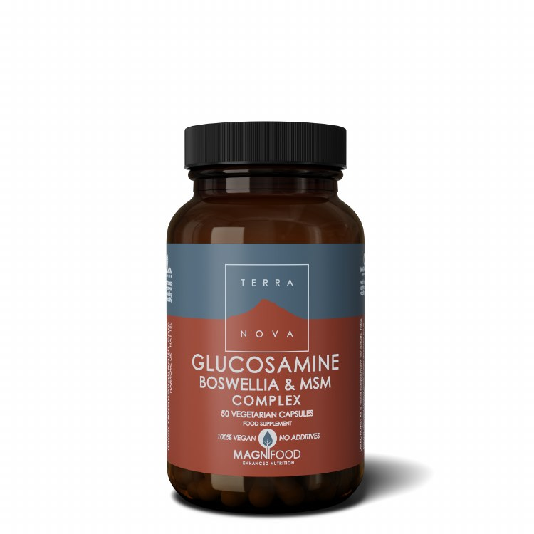 Glucosamine Boswellia & MSM Co