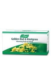 Golden Rod & Knotgrass Teabags
