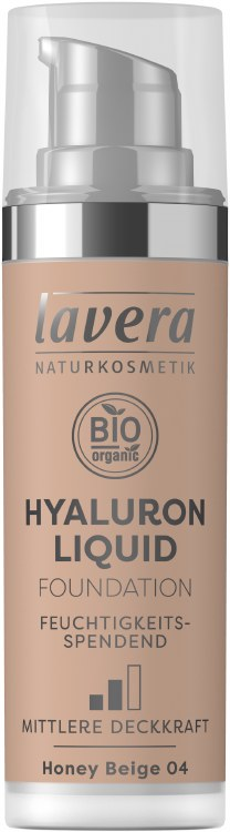 Hyaluron Liq Foundation H/Beig