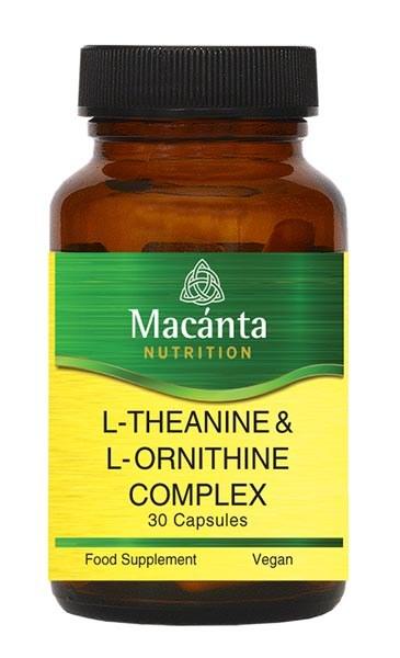 L-THEANINE & L-ORNITHINE COMPL