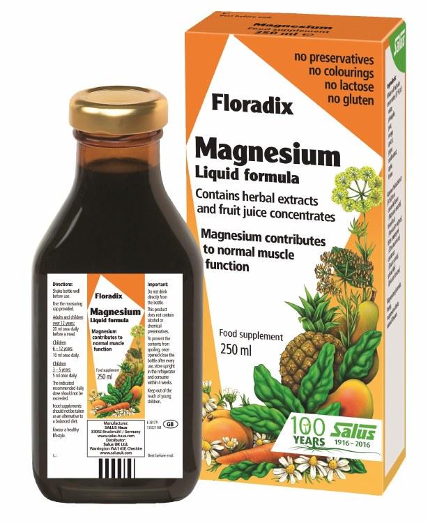 MAGNESIUM - LIQUID MINERAL 250