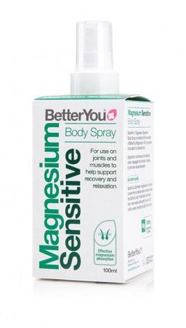 Magnesium Spray Sensitive