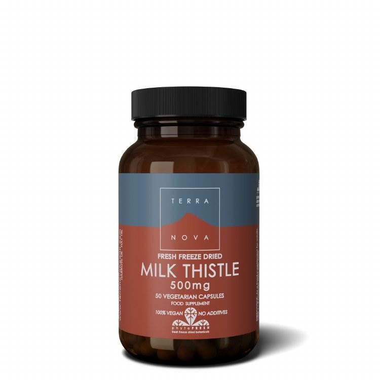 Milk Thistle 500mg (Fresh Free