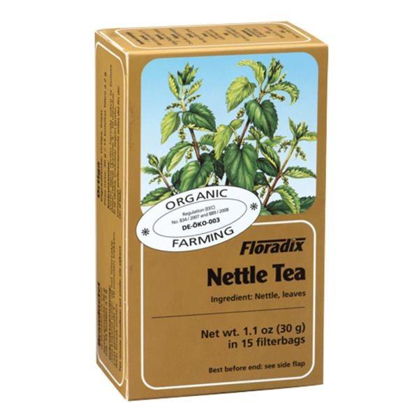 NETTLEWORT TEA (ORG) 15BAGS