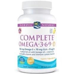 Complete Omega369 CAPS
