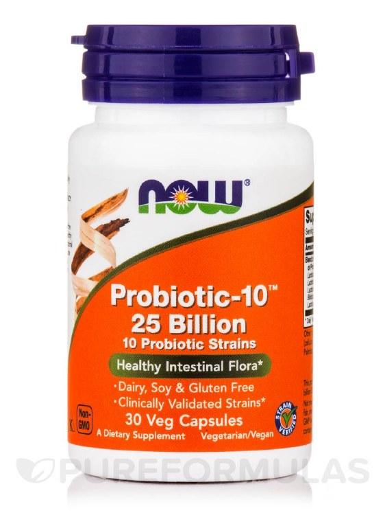 Probiotic 10 - 25 Billion