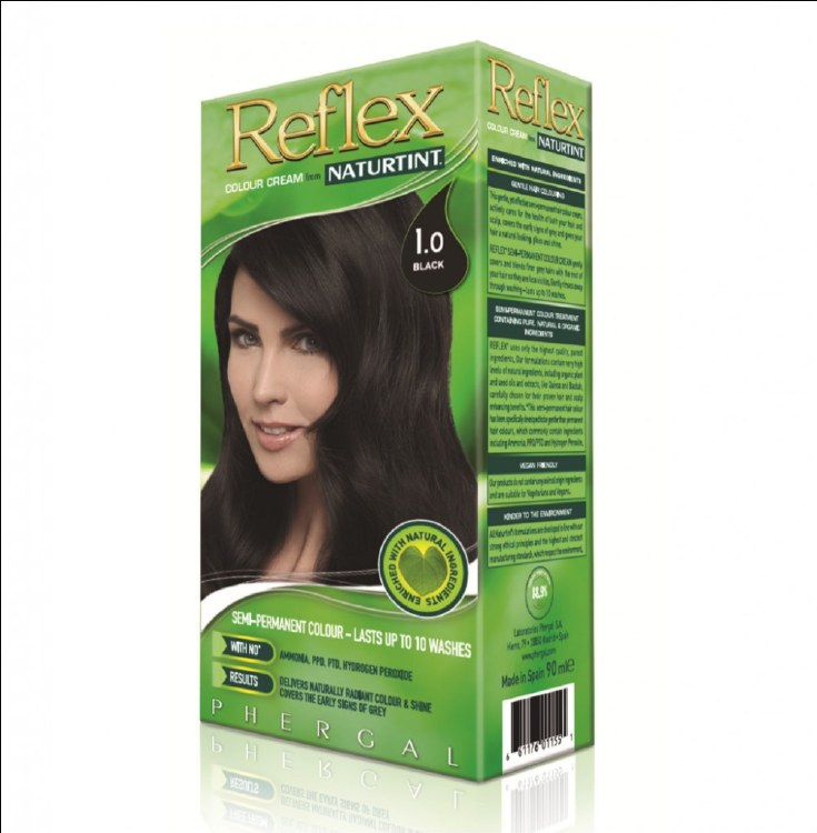 Reflex Semi Permanent 1.0 Blac