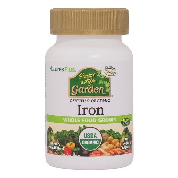 SOL Garden Org Iron