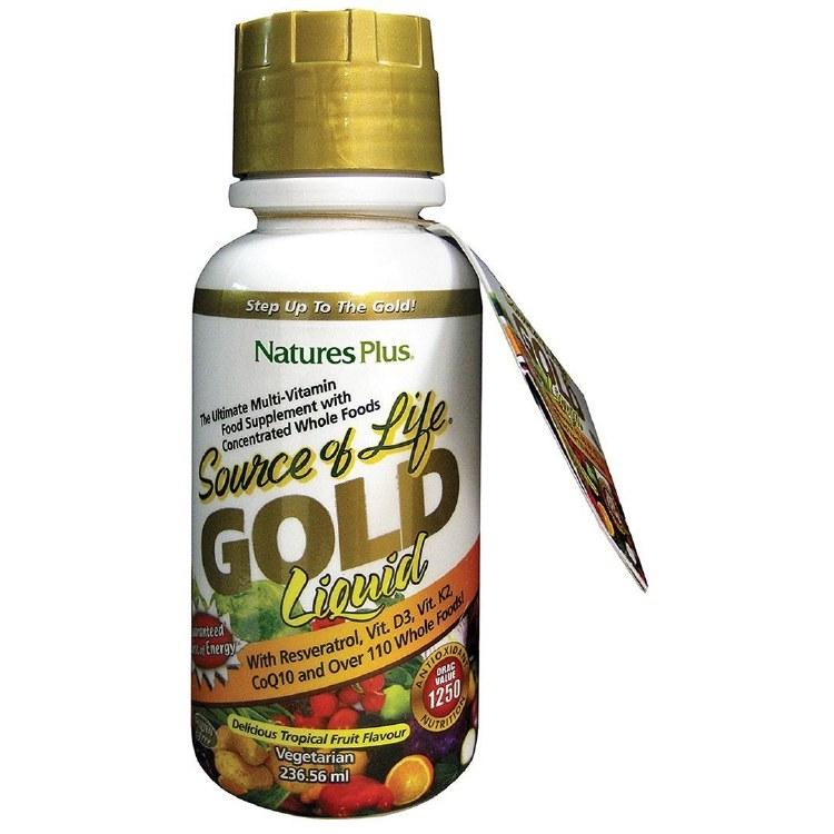 SOL LIQUID SMLL GOLD 8 O