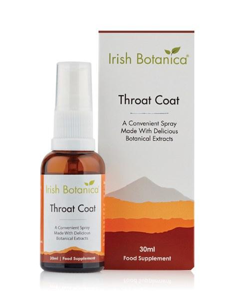 Throat Coat