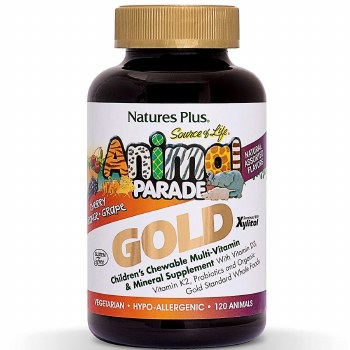 AP GOLD ASSORTED CHEWABLE 120