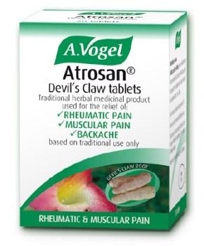 Atrosan Devil's Claw  60'S