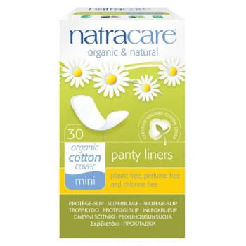 COTTON PANTY LINERS (ORG) 22PC
