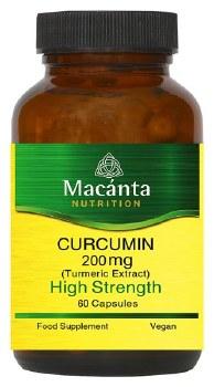 CURCUMIN 200MG 60CAPS