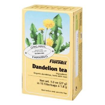DANDELION TEA (ORG) 15BAGS