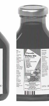 Detox Bio Herbal Formula 250ml
