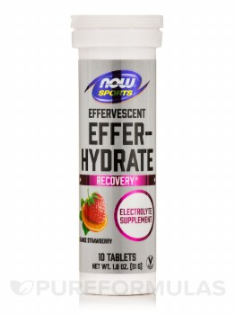 Effer-Hydrate Orange/Strawberr