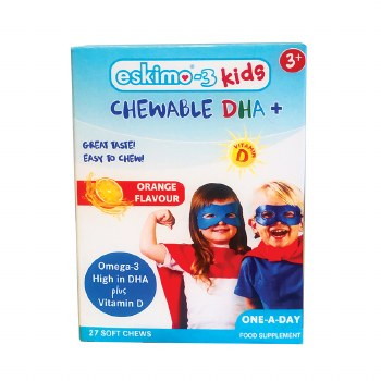 Eskimo Kids Chew DHA