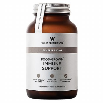 FOOD-GROWN IMMUNE SUPPORT 60CA