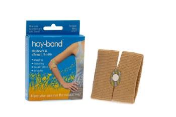 Hay-band Accupressure Band