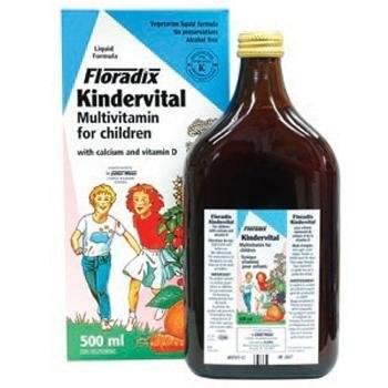 Kindervital Liquid LRG