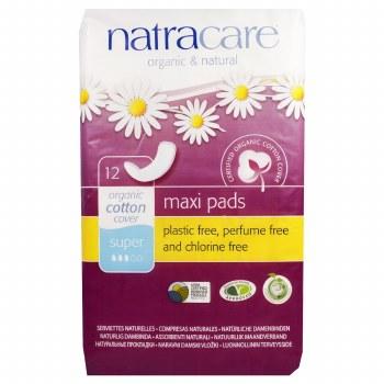 NATURAL PADS - SUPER 12PCE