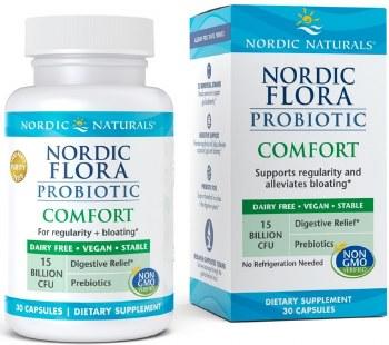 Nordic Flora Probiotic Comfort