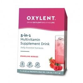 Oxylent multi 7 day berries