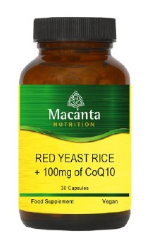 RED YEAST RICE WITH CO-Q10 30C