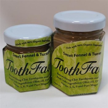 sweet fennel & tumeric