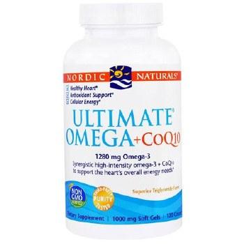 Ultimate Omega & CoQ10