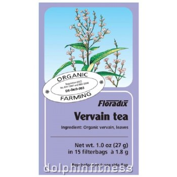 VERVAIN TEA (ORG) 15BAGS