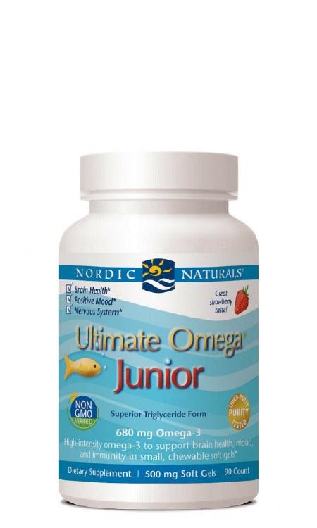 Ultimate Omega Junior Capsules